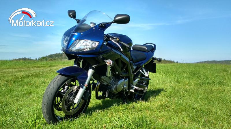 Suzuki SV 650S | Motorkáři.cz