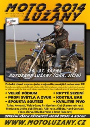 MotoLužany 2014