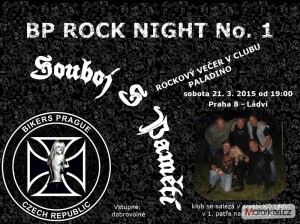 BP rock night  No.1