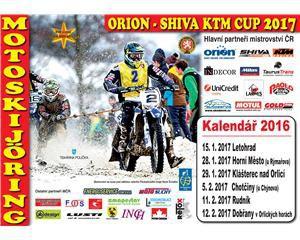 Motoskijoring - orion-shiva KTM CUP  MÈR + hobby