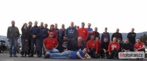 XIII. Setkání majitelù motocyklù Jawa 650