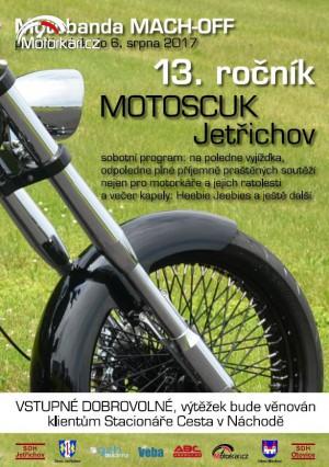 Motoscuk Jetøichov 2017