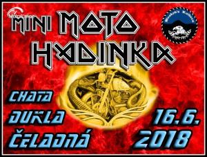 Mini Moto-Hadinka 2018