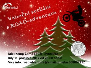 Vánoèní setkání s ROAD - adventure