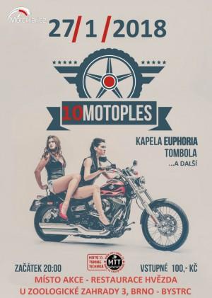 X. Motoples MTT Brno