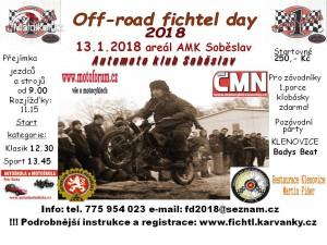 OFF-ROAD fichtel DAY 2018