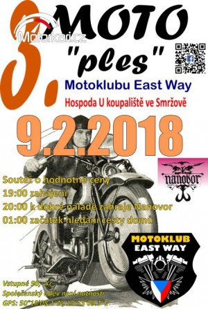 3. Motoples Motoklubu East Way