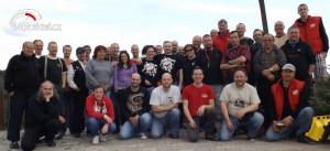 XIV. setkání majitelù motocyklù JAWA 650/660