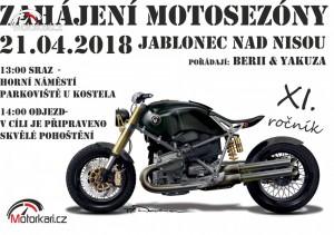 Zahájení motosezóny 11. roèník