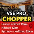 Vše Pro Chopper a Cruiser