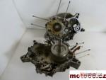Kartery motoru/  blok motoru honda VARADERO XL 125