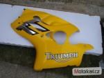 Bocni  kapoty Triumph TT
