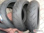 Krásné homologované pneu s pøezutim a vyvážením zdarma