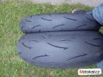 Lehce jeté homologované pneu