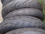 Velký výbìr lehce jetých homologovaných pneu levnì