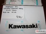 Kawasaki d�l - N�lepka kawasaki versys