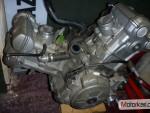 Apilia Shiver 750SL,motor ,díly z bouraného motocyklu.