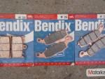Brzdové destièky Bendix