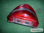 Honda CBR  929, Fireblade, zadní svìtlo.