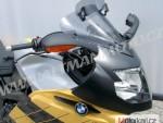 Plexi MRA pro BMW K 1200 S 04- Variotouring