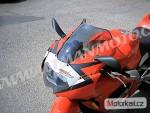 Plexi MRA pro Aprilia RSV Mille R 01-03 Spoiler