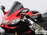 Plexi MRA pro Aprilia RSV 4 09- Racing