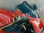 Plexi MRA pro DUCATI 996 SPS Spoiler