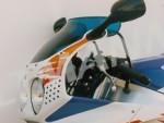 Plexi MRA pro HONDA CBR 900 RR -93 Spoiler