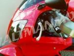 Plexi MRA pro HONDA VTR 1000 SP2 02- Spoiler