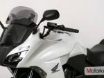 Plexi MRA pro HONDA CBF 1000 F 10- X-Creen touring