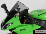 Plexi MRA pro KAWASAKI ZX 10 R 08-10 Racing
