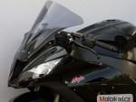 Plexi MRA pro KAWASAKI ZX 10 R 11- Racing