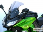 Plexi MRA pro KAWASAKI Z 1000 SX 11- Racing