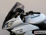 Plexi MRA pro KAWASAKI ER 6 F 09-11 Racing