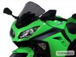 Plexi MRA pro KAWASAKI ZX 250 R 13- Racing