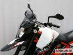 Plexi MRA pro KTM 990 SM/SMR 08- Variotouring