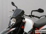 Plexi MRA pro KTM 990 SM/SMR 08- Sport