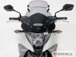 Plexi MRA pro HONDA Crossrunner/VFR 800 X 11- X-Creen sport