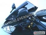 Plexi MRA pro KAWASAKI Z 750 S 05- Original