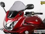 Plexi MRA pro SUZUKI GSF 650 S BANDIT 05-08 Racing