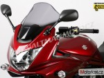 Plexi MRA pro SUZUKI GSF 1200 S BANDIT 06- Racing