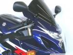 Plexi MRA pro SUZUKI GSX-R 600 06-07 Racing