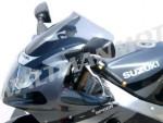 Plexi MRA pro SUZUKI GSX-R 750 00-03 Spoiler