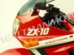 Plexi MRA pro KAWASAKI ZX 10 -03 Spoiler