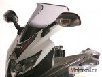 Plexi MRA pro SUZUKI GSX-R 600 08-10 Racing