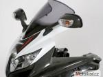 Plexi MRA pro SUZUKI GSX-R 750 08-10 Racing