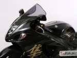 Plexi MRA pro SUZUKI GSX-R 1300 HAYABUSA 08- Racing