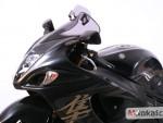 Plexi MRA pro SUZUKI GSX-R 1300 HAYABUSA 08- Variotouring