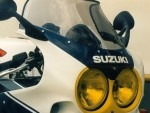 Plexi MRA pro SUZUKI GSX-R 750 R 89 Spoiler
