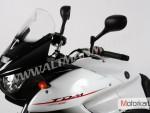 Plexi MRA pro YAMAHA TDM 900 02- Racing